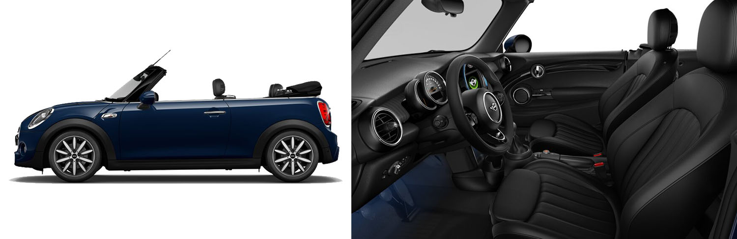 MINI Cooper S Convertible Exclusive