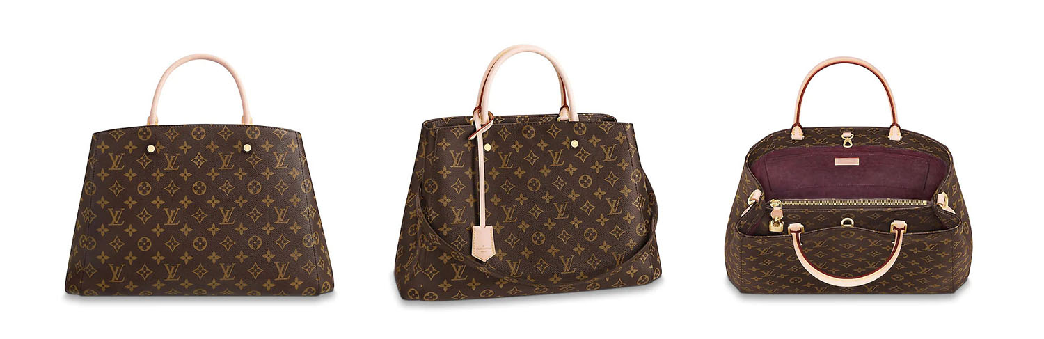 Louis Vuitton Montaigne GM Bag